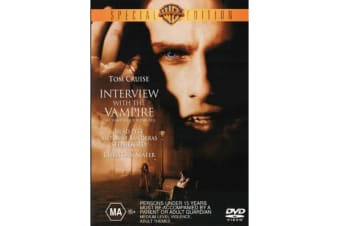 Interview With the Vampire (Special Edition)