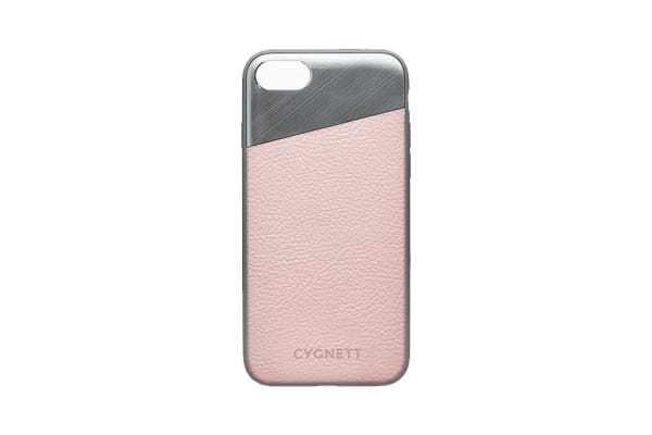 Cygnett Element Leather Case for iPhone 8 Plus - Pink