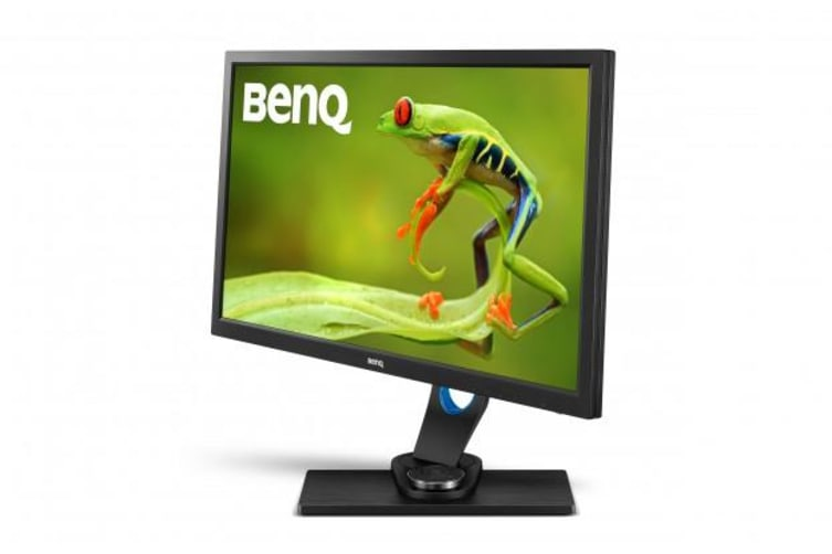 "Benq SW2700PT LED display 68.6 cm (27"") 2560 x 1440 pixels 2K Ultra HD Black"