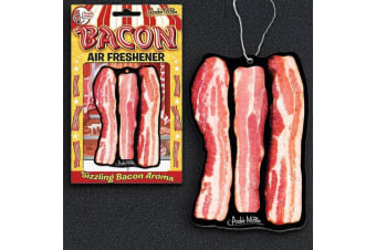 Bacon Air Freshener Bacon Scented Car Scent Novelty Bacon Product Gift