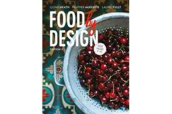 Food by Design (Student Book with 4 Access Codes)