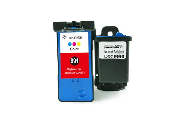 MK991 Remanufactured Colour Inkjet Cartridge (Series 9)