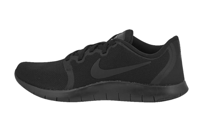 Nike Women's Flex Contact 2 (Black, Size 6 US)