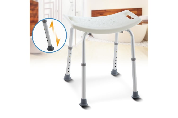 Adjustable Bath/Shower Seat for Bathroom Safety