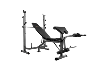 Multifunctional Fitness Bench (Black)