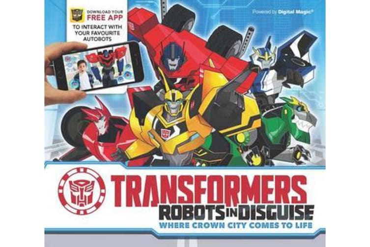 Transformers Robots In Disguise - Where Crown City Comes To Life