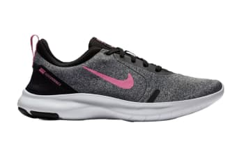 Nike Women's Flex Experience RN (Black/Grey, Size 8 US)