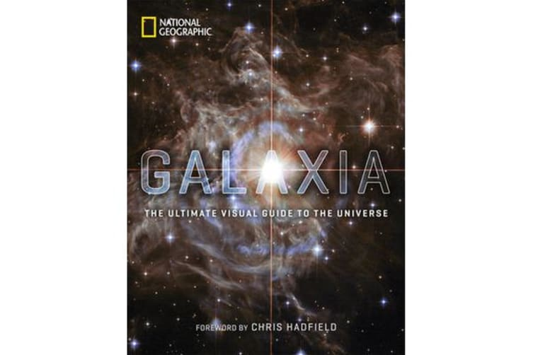 Visual Galaxy - The Ultimate Guide to the Milky Way and Beyond