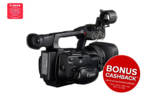 Canon MPEG-2 Full HD 4:2:2 50Mbps MXF Codec, 10x OIS HD L-Series Lens (XF105)