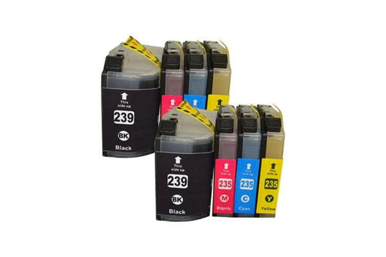Series LC-239 Premium Compatible Inkjet Cartridge (Two Pack)
