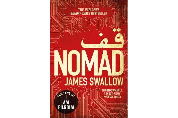 Nomad - The most explosive thriller you'll read all year