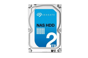 Seagate NAS, 2TB 64MB Cache SATA 6.0Gb/s Internal Hard Drive