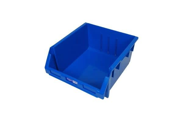 Fischer Plastic Extra Large Parts Drawer Blue