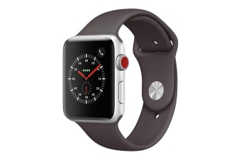 Apple Watch Series 3 Stainless Steel 38mm Cellular Silver - Refurbished Good Gra