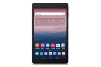 "Alcatel Onetouch Pixi 3 10"" Wifi Tablet - Black"