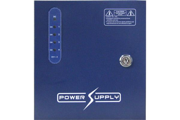 Doss 4 Way 12V Dc 5A Power Supply