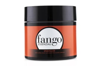 Borghese Fango Essenziali Energize Mud Mask with Coffee Seed  Activated Charcoal & Caffeine 198g/7oz