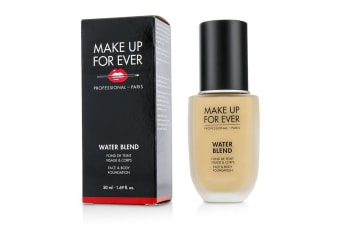 Make Up For Ever Water Blend Face & Body Foundation - # Y315 (Sand) 50ml