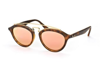 Ray Ban RB4257 60922Y 50 Matte Havana Mens Womens Sunglasses