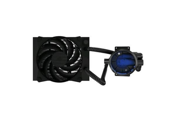 Cooler Master MasterLiquid Pro 120 All in One Watercooling dual 120 fans - Performance extra large