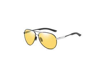 Automatic Color Change Hd Vision Day Night Polarized Sunglasses - 5
