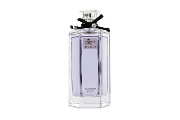 Gucci Flora By Gucci Generous Violet Eau De Toilette Spray (100ml/3.3oz)