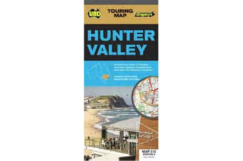 Hunter Valley Map 213 5th ed
