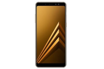 Samsung Galaxy A8+ 2018 Dual SIM (64GB, Gold)