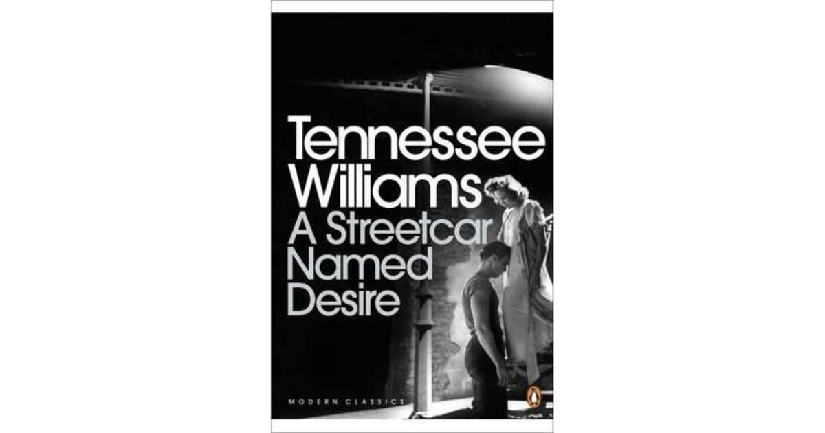 an analysis of a streetcar named desire by tennesse williams A streetcar named desire is a 1947 play written by american playwright tennessee williams that received the pulitzer prize for drama in 1948 the play opened on broadway on december 3, 1947, and closed on december 17, 1949, in the ethel barrymore theatre.