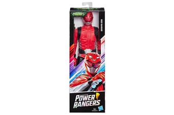 Power Rangers 12-Inch Beast Morphers Red Ranger Figure