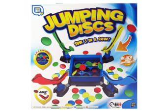 Jumping Discs Game