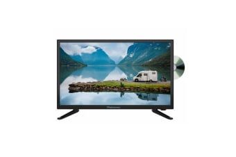 "Palsonic 22"" 56cm Full HD 1080p LED TV Combo w/Built-in DVD Player/HDMI/USB Port"