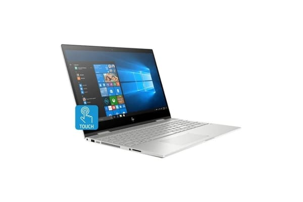 "HP ENVY x360 Convertible (15.6"", i5-8250U, 256GB/16GB) - Silver"