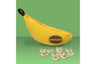 Bananagrams: The Award-Winning Fast-Paced Anagram Spelling Game