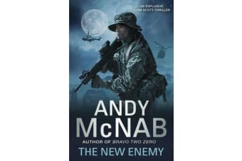 The New Enemy - Liam Scott Book 3