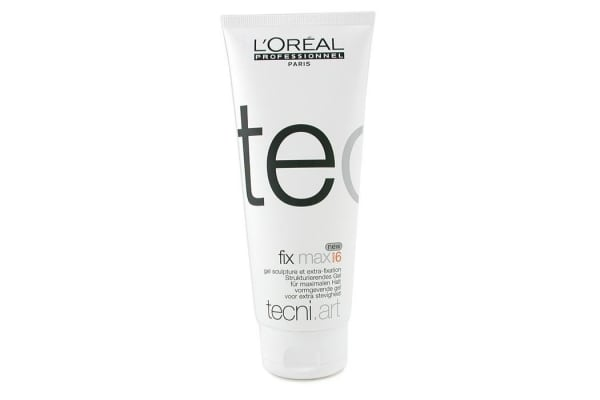 L'Oreal Professionnel Tecni.Art Fix Max Gel - Shaping Gel For Extra Hold (200ml/6.7oz)