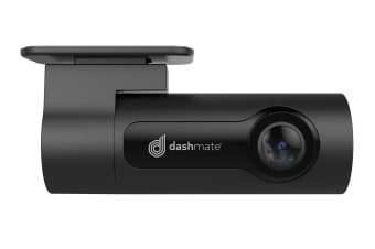 Dashmate Discreet 1080p Dash Camera with GPS, WiFi & Super Capacitor (DSH-680)