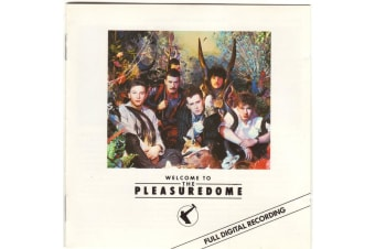 Frankie Goes To Hollywood ‎– Welcome To The Pleasuredome PRE-OWNED CD: DISC EXCELLENT