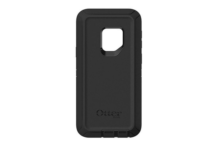 finest selection ddc11 ad320 OtterBox Defender Case For Samsung Galaxy S9 - Black