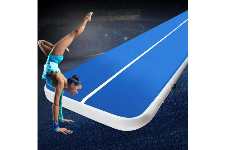 Everfit 6MX2M Airtrack Inflatable Air Track Tumbling Mat Floor Home Gymnastics