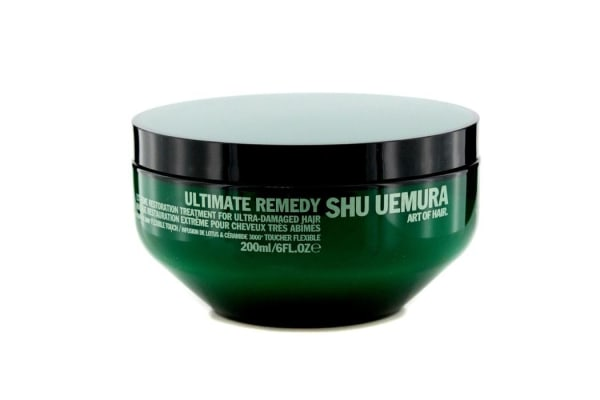 Shu Uemura Ultimate Remedy Extreme Restoration Treatment (For Ultra-Damaged Hair) (200ml/6oz)