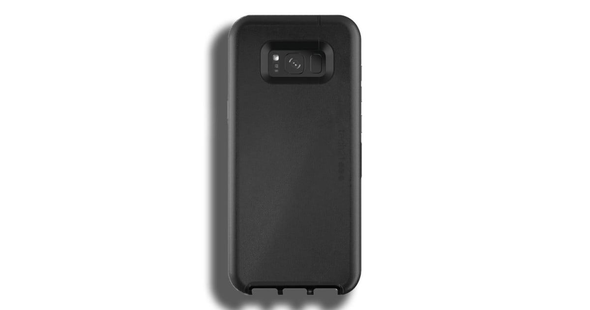 super cheap bc72c 2a6e2 Tech21 Evo Go Case for Samsung Galaxy S8+ Plus - Black | Phone Cases