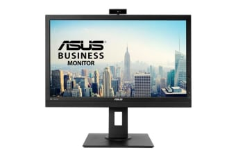 ASUS BE24DQLB Video Conferencing Monitor, 23.8 inch, Full HD, IPS, Full HD