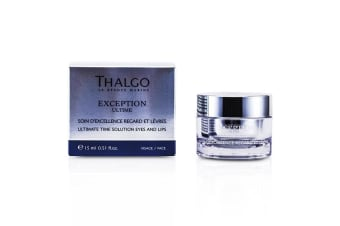 Thalgo Exception Ultime Ultimate Time Solution Eyes & Lips Cream 15ml