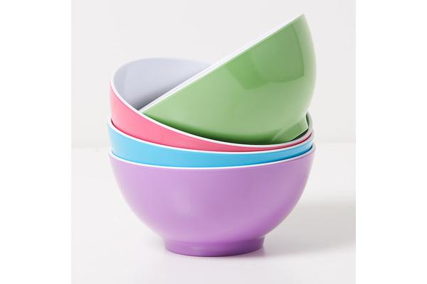 Kitchen Warehouse Melamine Bowl 15cm Pink