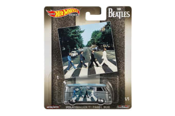 Hot Wheels Pop Culture The Beatles Volkswagen Panel Bus
