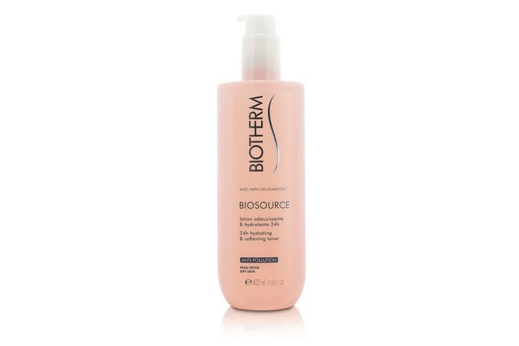 Biotherm Biosource 24H Hydrating & Softening Toner - For Dry Skin 400ml