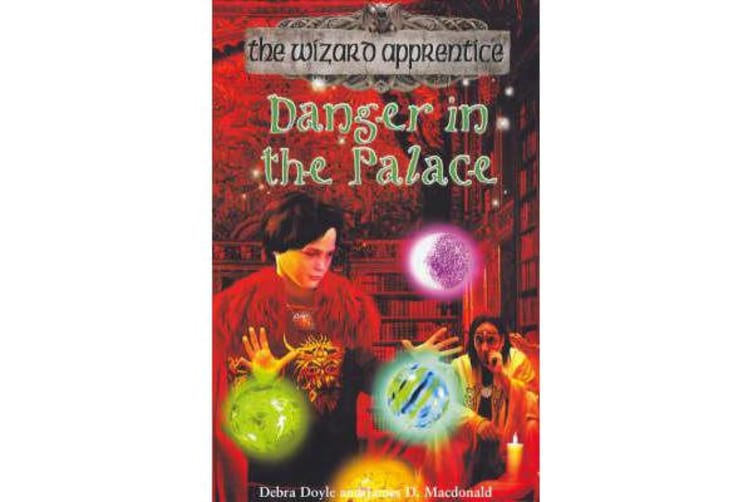 Wizard Apprentice 4 - Danger in Palace