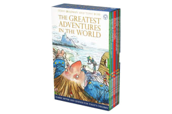 The Greatest Adventures in the World 10 Copy Slipcase