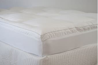 Ardor 1500GSM Ball Fibre Mattress Topper (King)